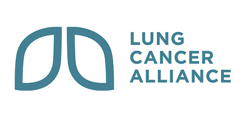 Lung cancer alliance logo