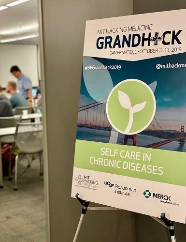 MIT Hacking Medicine poster
