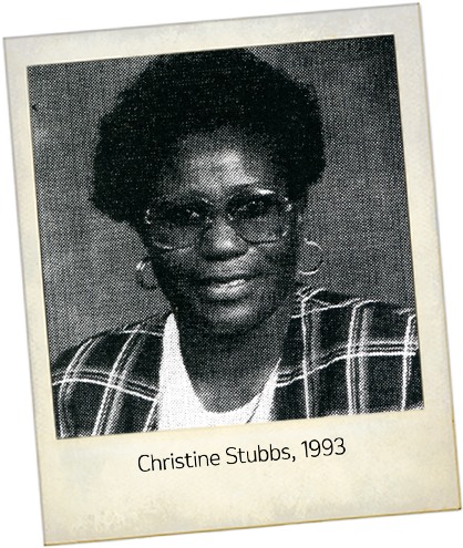 Christine Stubbs